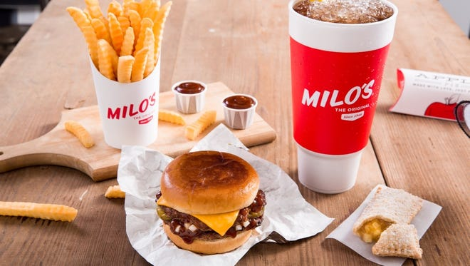 Milo's plans to open in Prattville and Montgomery this year.