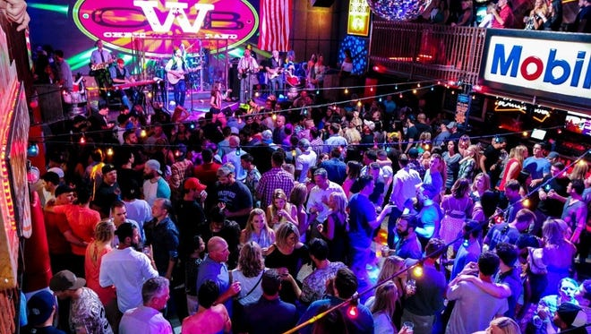 Moonshine Flats plans to open a 38,000-square-foot venue in downtown Nashville.