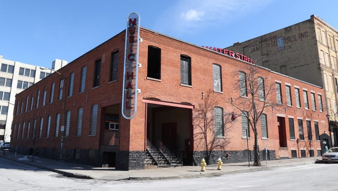 Water Street Music Hall will become Funk 'N Waffles.