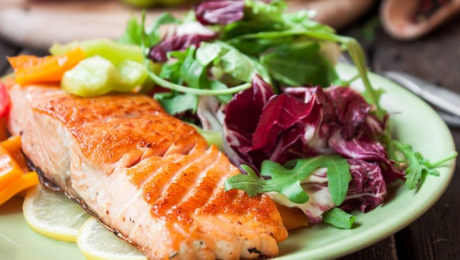 Fish is a nutrient powerhouse of brain-healthy omega-3 fatty acids.