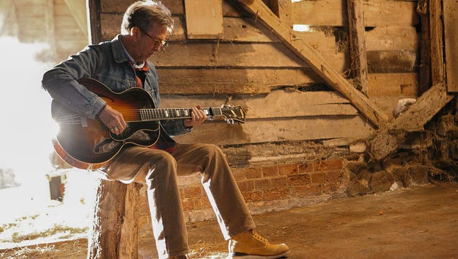 "Eric Clapton aimed for ""variety"" on his new studio album, 'I Still Do.'"