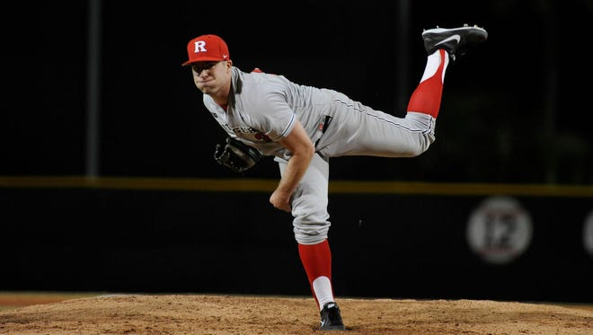 Howie Brey of Middletown South High School and Rutgers baseball was drafted by the Houston Astros last weekend.