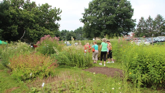 The Penn State Extension offers open houses for gardeners to learn more about their craft.