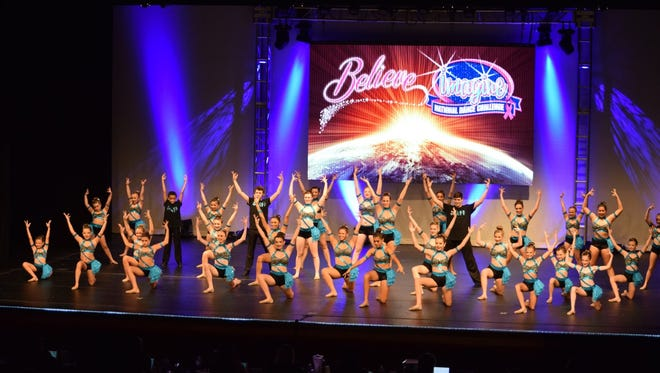 The Prestige Dance Academy in Flemington fared well at the national competition.