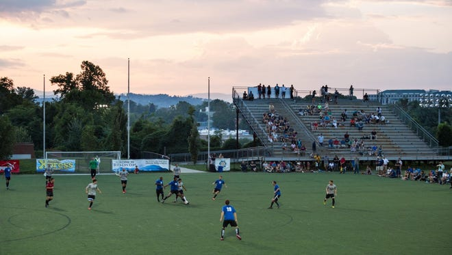 Beer City Cup soccer tournament returns to Asheville on Labor Day weekend.