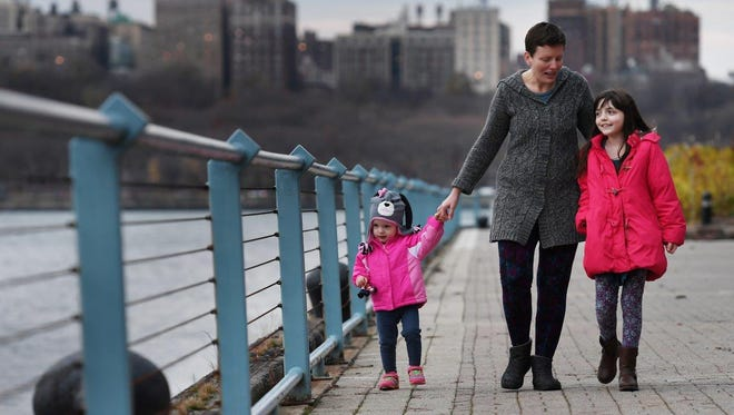 Jen Kistner, a photographer from Edgewater, plans to attend the march with her daughter.