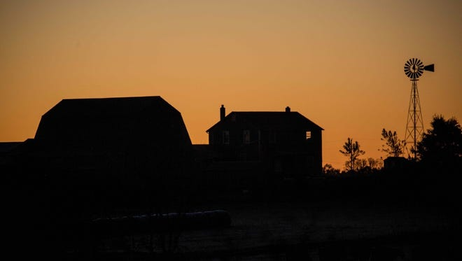 The farm downturn is likely to continue this year — and possibly last into 2018.