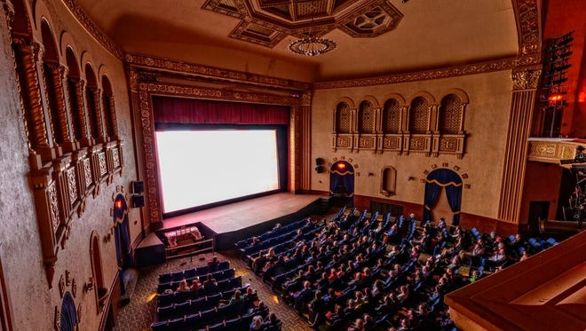 Most Ann Arbor Film Festival screenings are at the historic Michigan Theater in downtown Ann Arbor. The event is expected to draw about 11,000 film lovers over six days.