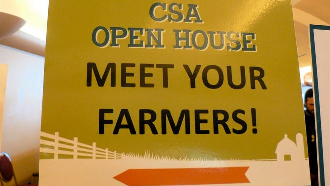 It was  the 25th Fairshare CSA Coalition Open House where farmers and consumers meet.