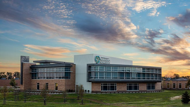 The Fox Valley Hematology & Oncology medical office building, in Appleton, is among 254 health care facilities owned by Milwaukee-based Physicians Realty Trust.