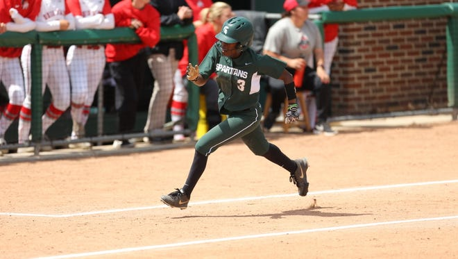 Michigan State softball is set to compete in the Big Ten tournament for the second straight year.