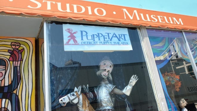 Detroit's PuppetART Theatre, which has operated at 25 E. Grand River for almost 20 years, will close its doors at the end of the month as owners search for a new home.