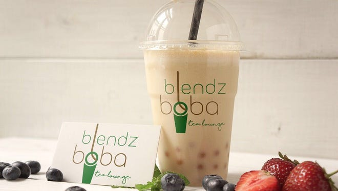 Blendz Boba Tea Lounge will offer a wide variety of drinks.