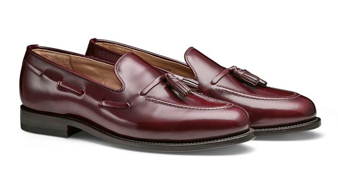 Milwaukee high-end men's shoe company Well Dressed Men, or WDM, had launched a website to sell its new Moral Code brand of products.