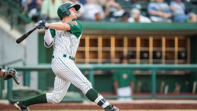 Former Estero and FGCU baseball standout is now an outfielder in the San Diego Padres organization. Selesky played for a pair of Class A affiliates in 2017.