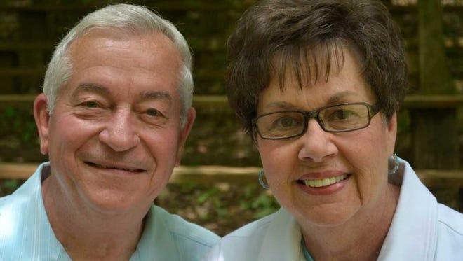 Richard and Betty Plump