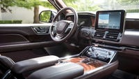 Creative features and attention to detail make Navigator Black Label a true luxury SUV
