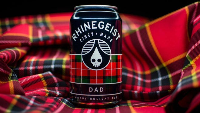 Made by Rhinegeist, it's simply named Dad, a nod to the founder's own flannel-wearing father complete with notes of pine, citrus and caramel.