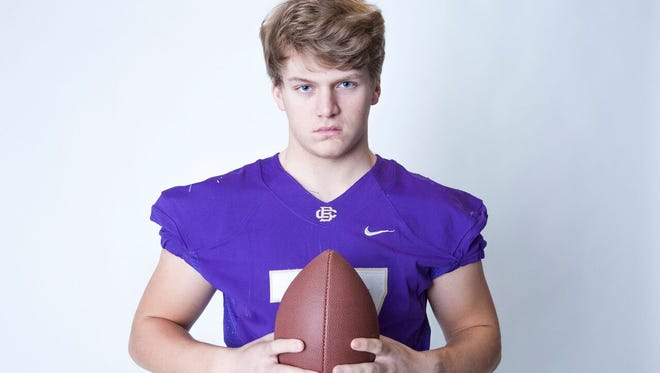 Christian Brothers defensive lineman Bill Norton has committed to Georgia