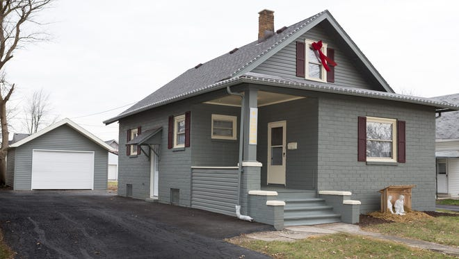 A house is being raffled in Crestline to benefit St. Joseph's capital campaign