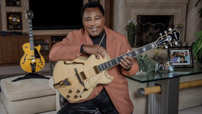 The Grammy Award-winning George Benson makes his debut at Opening Nights on Feb. 13