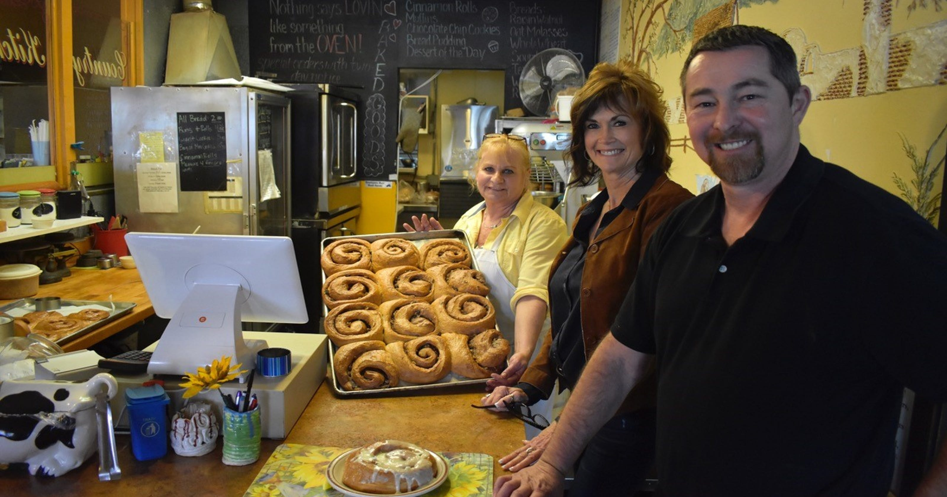 Big appetite? Country Kitchen in Redding has you covered