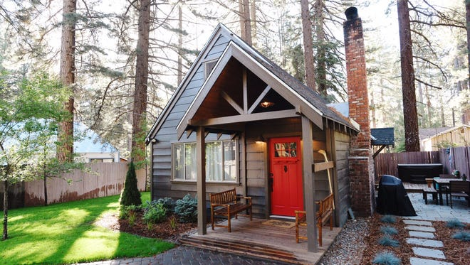 Tahoe is the eighth most popular spring break destination for families on Airbnb.