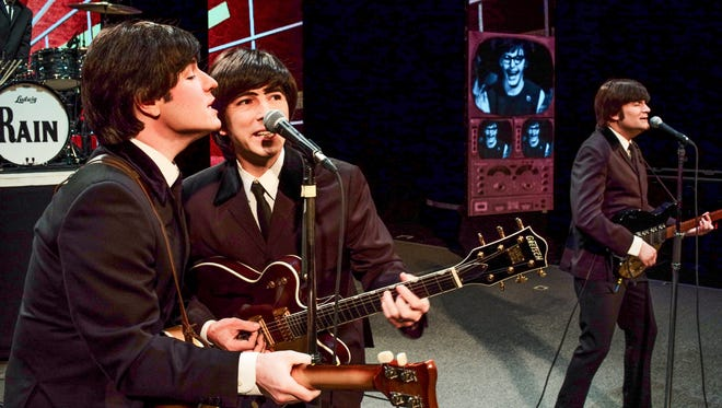 RAIN - A Tribute to the Beatles is a LIVE multi-media spectacular that takes you through the life and times of the world's most celebrated band. Featuring high-definition screens and imagery - this stunning concert event delivers a note-for-note theatrical event that is the next best thing to The Beatles.
