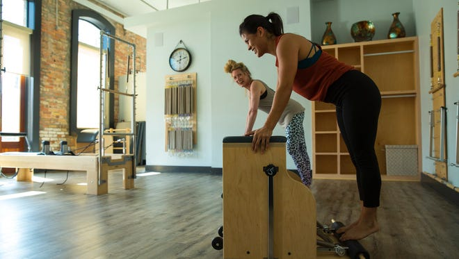 Pure Pilates, which has studios in downtown Pensacola and Gulf Breeze, will offer free Pilates Day classes on Saturday to benefit the Pensacola Humane Society.