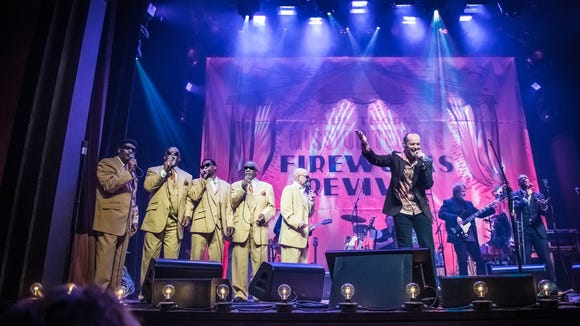 Grammy-winning gospel legends Blind Boys of Alabama will perform at the 8th & RR Center this fall.