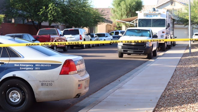 Two are left dead after a double shooting in a Laveen home, officials said.