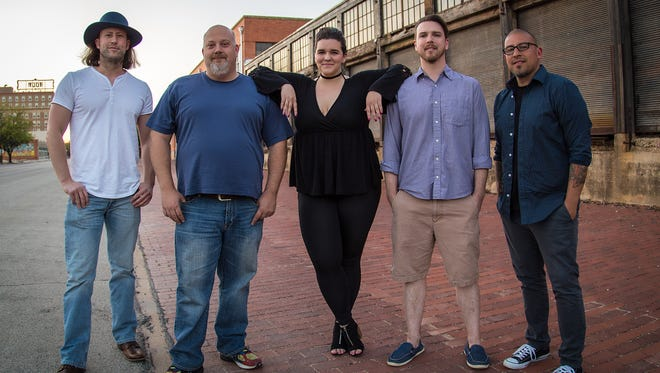 After the city of Wichita Falls canceled the annual St. Patrick's Day Street Festival in the wake of the coronavirus pandemic, The Iron Horse Pub created a miniature alternative featuring live bands. Hannah Belle Lecter is one of the featured bands March 14.