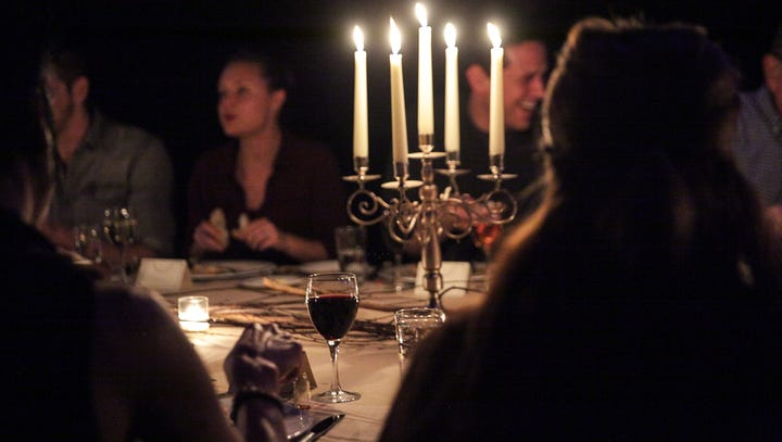 Lost in New  York: Book a table, take a trip to The McKittrick Hotel