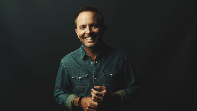Chris Tomlin will make a stop at the Tennessee Theatre on Dec. 2.