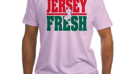 The Jersey Fresh brand, created for produce, has been extended to a line of consumer goods.