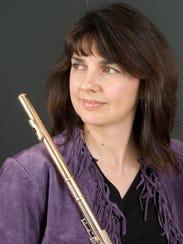 Flutist Laurel Ann Maurer will perform Sunday at the