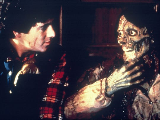 """In 1981's """"An American Werewolf in London,"""" David (played by David Naughton) has an unusual friend."""
