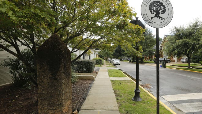 Tuscaloosa City Hall is seeking applicants to serve on the Historic Preservation Commission, which oversees construction and development within the city's historic residential districts, such as Audubon Place.