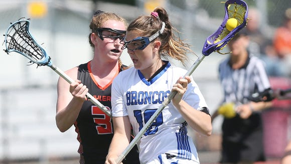 Bronxville defeated Schuylerville 12-4 in the girls