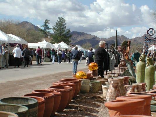 Tubac Fall Arts and Crafts festival
