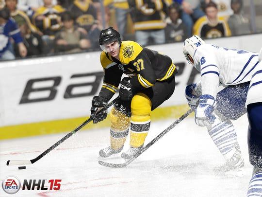 Eishockey Wm 15