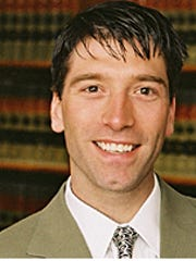 Burlington City Councilor Chip Mason, D-Ward 5.
