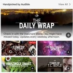 Audible Channels will include original short-form audio programming.