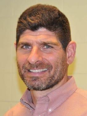 Burlington Superintendent Eric Conti.
