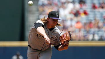After a poor start, Rockies pitcher Jon Gray has a 3.45 ERA since the calendar turned to May.
