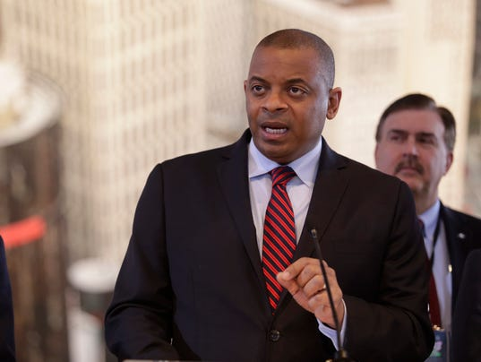 U.S. Department of Transportation Secretary Anthony Foxx