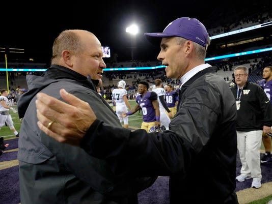 Bruce Barnum, Chris Petersen