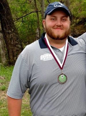 River Valley grad Brock Faulkner is a member of the men's golf team at Shawnee State University inn Portsmouth.