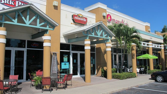 Johnsonville Sausage Marketplace opened in November 2014 on Naples Boulevard in North Naples.