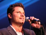 Nick Lachey, who can't vote on the matter, on his Issue 3 support